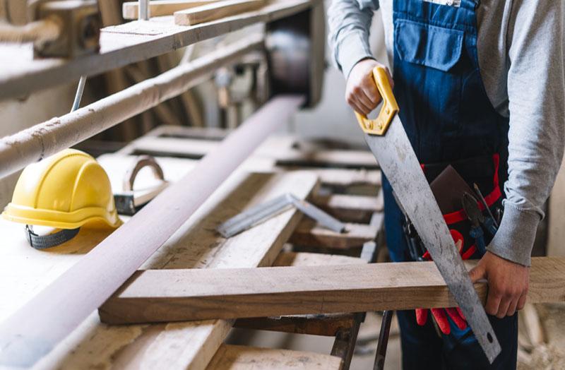 Reformas carpinteiro João Pessoa